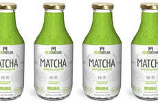 Organic Matcha Beverages - The MetaMatcha Green Tea Drinks Provides Mental Clarity and Revival