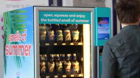 Sensory Vending Machines