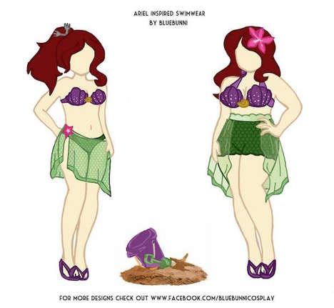 Regal Disney Swimsuits