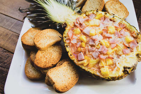 Pineapple Pizza Dips