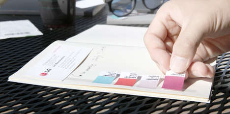 Versatile Adhesive Notebooks