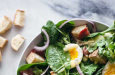 Brunch-Themed Salads