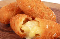 Deep-Fried Macaroni Bites - Funnybones Foodservice Turns Mac and Cheese Meals into Deep-Fried Snacks
