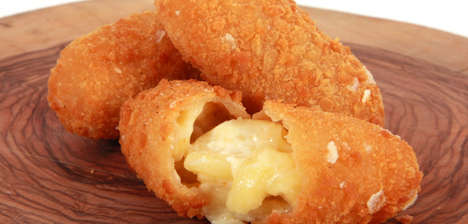 Deep-Fried Macaroni Bites