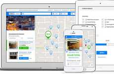 On-Demand Parking Apps - This App Helps Drivers Locate and Reserve Parking Spaces in Advance
