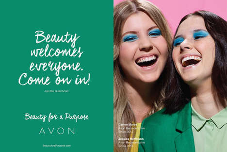Empowering Beauty Campaigns