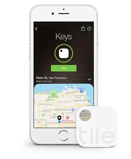Key-Locating Apps