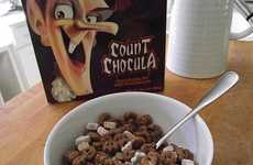 Chocolatey Cereal Beers - The Iconic Count Chocula Breakfast Food Can Now Be Enjoyed as a Beverage
