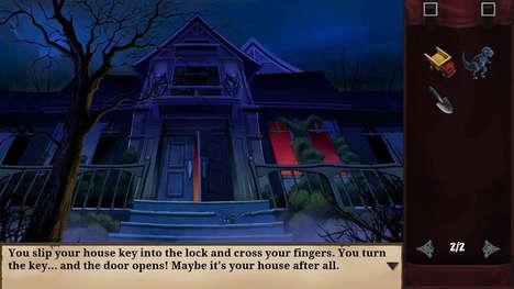 Nostalgic Novella Videos Games