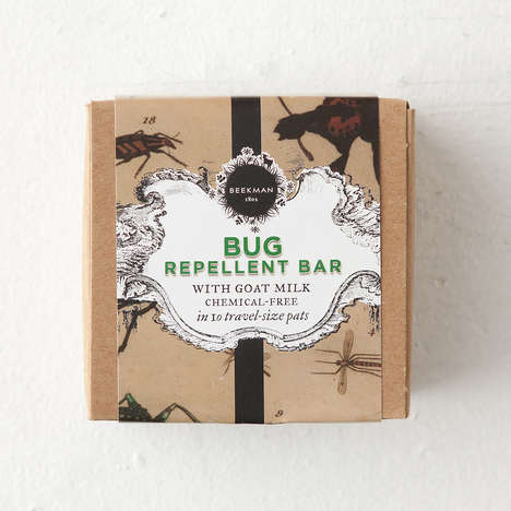 Bug Repellent Bars