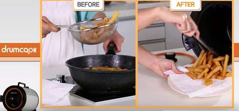 Multi-Functional Cooking Pots