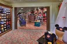 Shoppable Theme Park Apps - The Shop Disney Parks App Lets Users Browse Various Gift Shop Locations