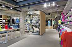 Sports Lab Interactive Retail