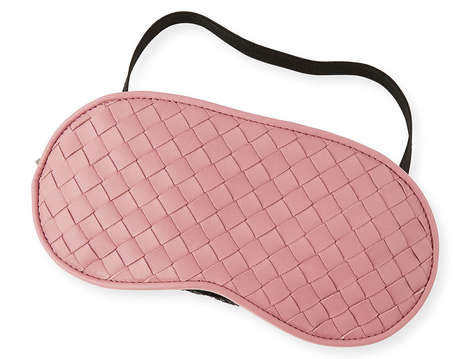 Leather Sleep Masks