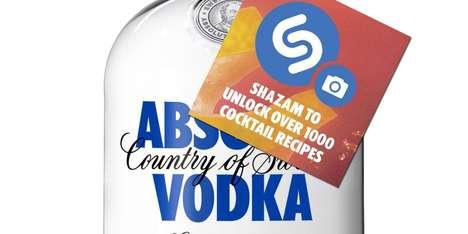 Visual Vodka-Recognition Apps