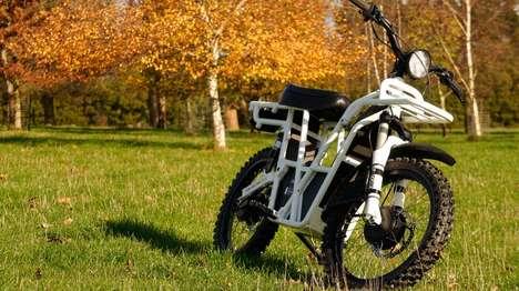 Tool-Powering Motorbikes