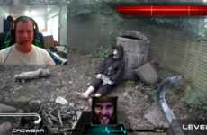 First-Person Chatroom Games - Realm Pictures Turns Chatroulette into a First-Person Adventure