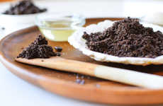 Homemade Chocolate Coffee Exfoliants - This Nice Smelling DIY Face Scrub Gets Rid of Dead Skin Cells