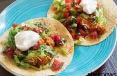 Meatless Cauliflower Tacos
