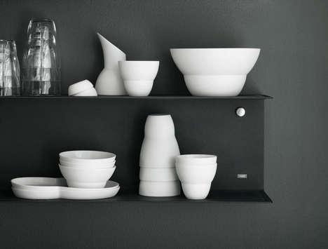 Minimalist Ceramic Collections