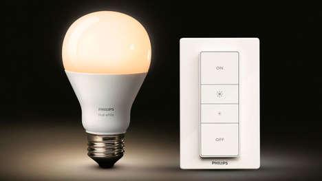 Wireless Lightbulb Remotes