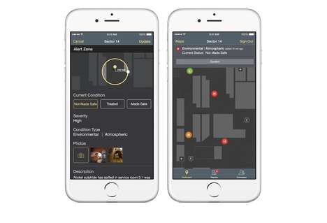 Beacon Safety Apps