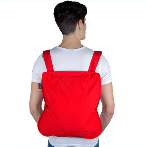 Versatile Shapeshifting Bags