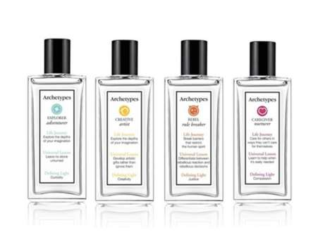 Personality-Based Perfumes - Archetypes Produces Fragrances to Fit Different Personality Types