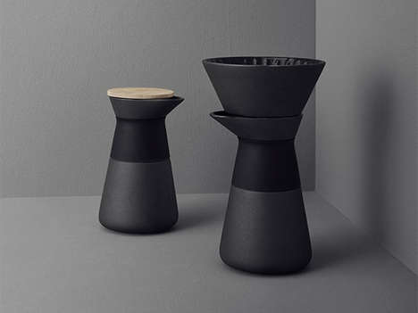 Slow Brew Coffee Makers