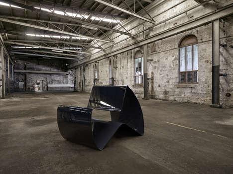 Reversible Carbon Fiber Chairs
