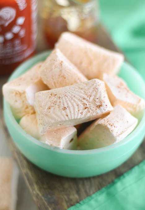Spicy Orange Marshmallows