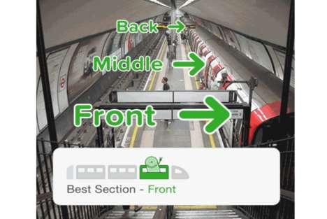 Efficient Train Travel Apps