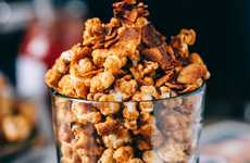 Spicy Sweet Popcorn