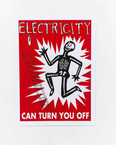 Satirical Safety Signs