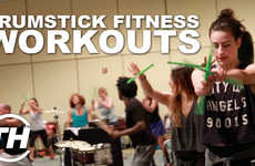 Drumstick Fitness Workouts