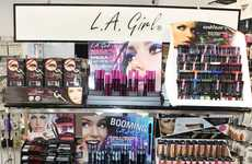 Social Media Makeup Shops - This Concept Store Sells the Most Popular Make-Up on the Internet
