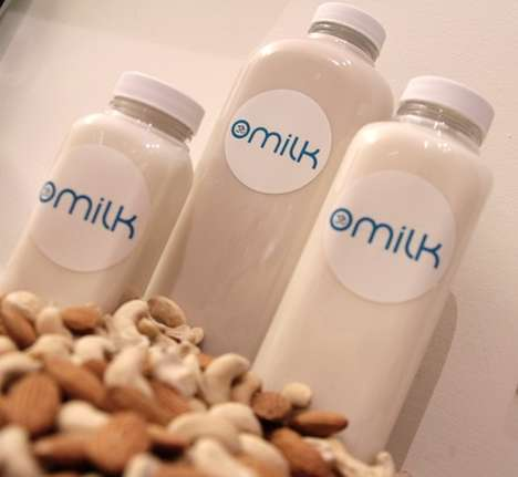 Vegan Nut Milks