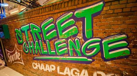 The Sprite Street Challenge Took Place at Pakistan's Dolmen Mall