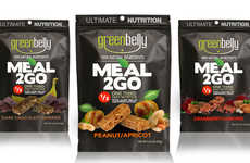 Bite-Sized Meal Replacements - This Tasty Nutrition Bar is Designed to Fully Replace Daily Meals