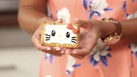 DIY Cartoon-Inspired Pastries