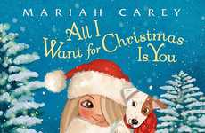 Celebrity-Authored Holiday Books