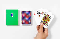Retro-Inspired Playing Cards - These Throwback Cards Let You Play Microsoft's Solitaire in Real Life