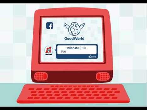 Social Media Donation Platforms