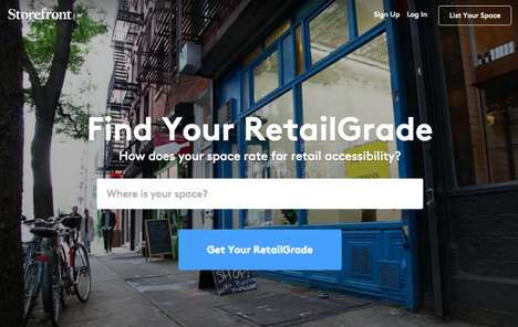Retail-Reviewing Platforms - This Service Allows Brands to Gauge the Potential Success of a Pop-Up