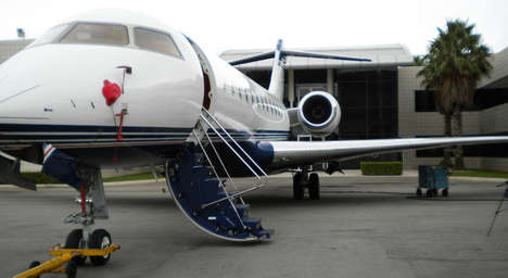 Luxury Aircraft Services - Aviation Platform JetMe Functions Like Uber But For Privately Owned Jets