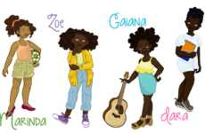 Racially Insightful Dolls - These Dolls Teach Girls of Color to Embrace Their Natural Features