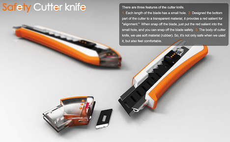 Fool-Proof Cutting Tools