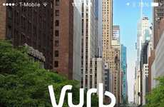 Event-Planning Apps - The 'Vurb' App Combines Popular Apps for Arranging Entertainment in One Place