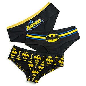 Illuminating Superhero Underwear