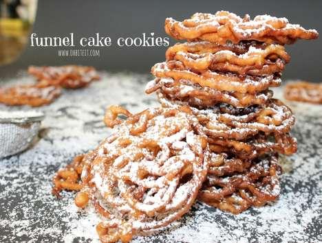 Carnival Pie Cookies